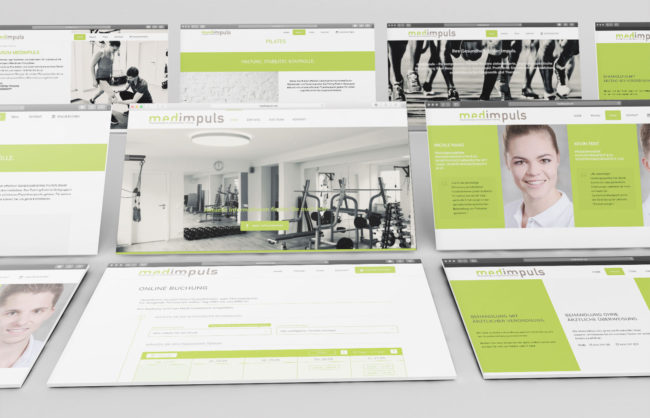 webdesign physio physiotherapie schweiz ecoon