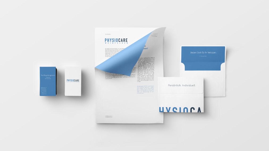 webdesign physio